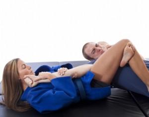 Jiu Jitsu arm bar technique