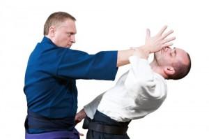 Jiu Jitsu hand fighting