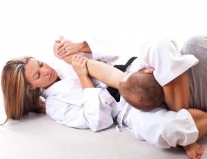 Jiu Jitsu submissions