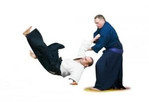 Jiu Jitsu throws