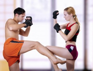 MMA self defense classes
