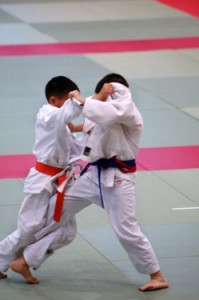 Shotokan Karate competitions for kids