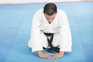 Shotokan Karate sensi