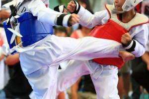 Taekwondo techniques for competition